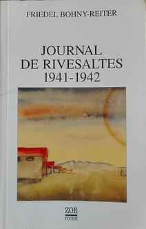 "Friedel Bohny-Reiter ""Journal de rivesaltes"""