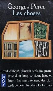 """Georges Perec """"Les choses"""""""