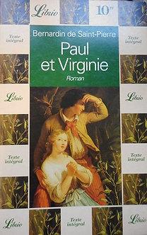"Bernardin de Saint-Pierre ""Paul et Virginie"""