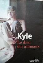 """Aryn Kyle """"Le dieu des animaux"""""""