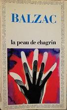 """Balzac """"Le peau de chagrin"""""""