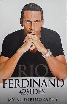 "Rio Ferdinand ""#2sides - My autobiography"""