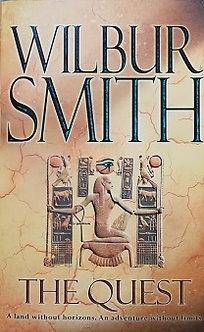 "Wilbur Smith ""The Quest"""