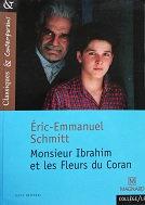 "Eric-Emmanuel Schmitt ""Mr Ibrahim et les fleurs du Coran"""