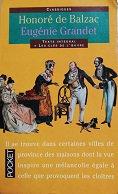 """Honoré de Balzac """"Eugénie Grandet"""""""