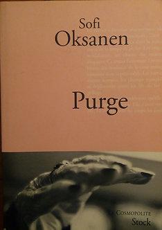 "Sofi Oksanen ""Purge"""