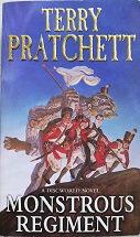"Terry Pratchett ""Monstrous Regiment"""
