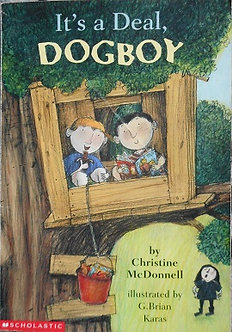 "Christine McDonnel ""It's a deal Dogboy"""