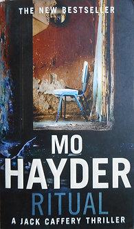 """Mo Hayder """"Ritual"""""""