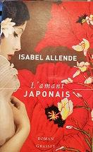 """Isabel Allende """"L'amant japonais"""""""