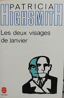 """Patricia Highsmith """"Les deux visages de Janvier"""""""