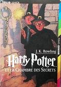 """J.K. Rowling """"Harry Potter et la chambre des sorciers"""""""