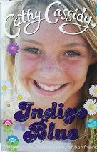 "Cathy Cassidy ""Indigo blue"""