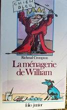 """Richmal Crompton """"La ménagerie de William"""""""