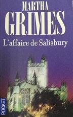 """Martha Grimes """"L'affaire de Salisbury"""""""