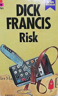 "Dick Francis ""Risk"""