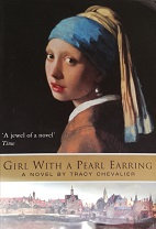 """Tracy Chevalier """"Girl with a pearl earring"""""""