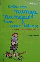 """Louise Rennison """"Entre mes nunga-nungas mon coeur balance"""""""