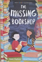"Katie Clapham ""The missing bookshop"""