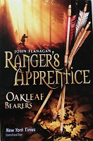 "John Flanagan ""Ranger's Apprentice - Oakleaf Bearers"""
