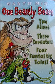 "Garth Nix ""Two AliensThree Inventors Four fantastic Tales"""
