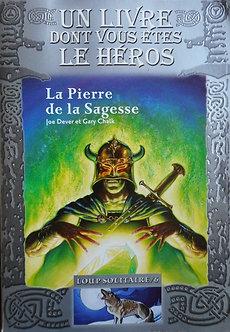 """Joe Dever et Gary Chalk """"La Pierre de la Sagesse"""""""