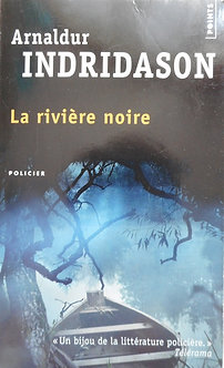 """Arnaldur Indridason """"La rivière noire"""""""