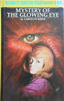 "Carolyn Keene ""Mystery of the glowwing eye"""