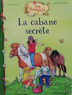 """Ruth Gellersen & Mélanie Brockamp """"La cabane secrète"""""""