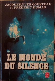 """Cousteau """"le monde du silence"""""""