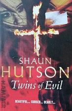 "Shaun Hutson ""Twins of Evil"""