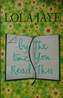 """Lola Jaye """"By the time you read this"""""""