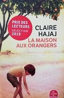 """Claire Hajaj """"La maison aux orangers"""""""