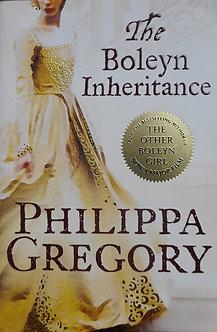 "Philippa Gregory ""The Boleyn Inheritance"""