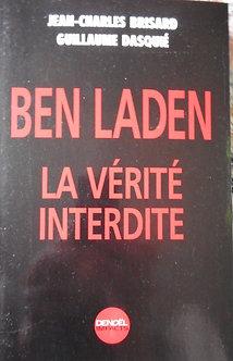 """JC. Brisard/G. Dasquié """"Ben Laden La vérité interdite"""""""
