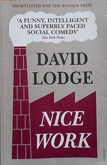 """David Lodge """"Nice work"""""""