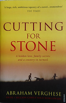 """Abraham Verghese """"Cutting for Stone"""""""