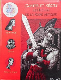 """Jean-Pierre Andrevon """"Des héros de la Rome Antique"""""""