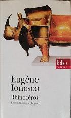 """Eugène Ionesco """"Rhinocéros"""""""