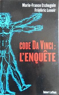 """MF Etchegoin F.lenoir """"Code Da vinci: l'enquête"""""""