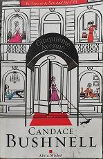 """Candace Bushnell """"cinquième avenue"""""""