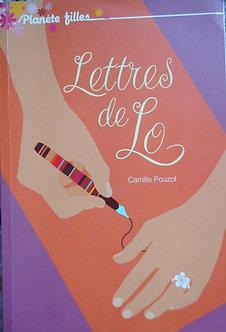 """Camille Pouzol """"Lettres de Lo"""""""