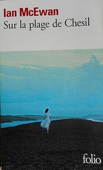 "Ian McEwan ""Sur la plage de Chesil"""
