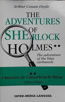 "Arthur Conan Doyle ""The adventure of the blue carbuncle"""