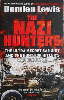 "Damien Lewis ""The Nazi Hunters"""