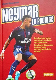 "Chérif Ghemmour ""Neymar le prodige"""