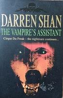 """Darren Shan """"The vampire's assistant"""""""