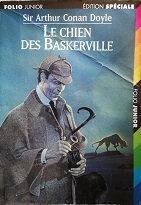 """Sir Arthur Conan Doyle """"Le chien des Baskerville"""""""