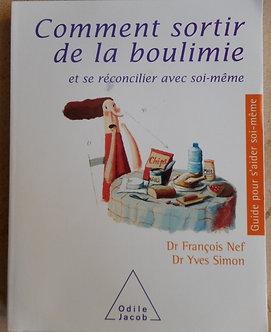 """François Nef et Yves Simon """"Comment sortir de la boulimie"""""""