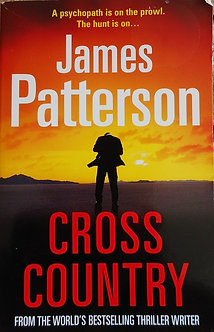 "James Patterson ""Cross Country"""